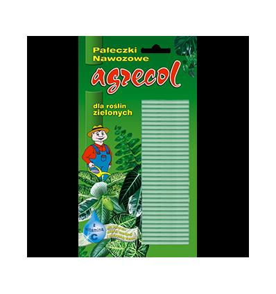 Pałeczki nawozowe do roślin zielonych z wit.C Agrecol