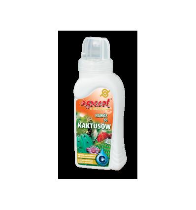 Nawóz z witaminą C do kaktusów 0.25L Agrecol
