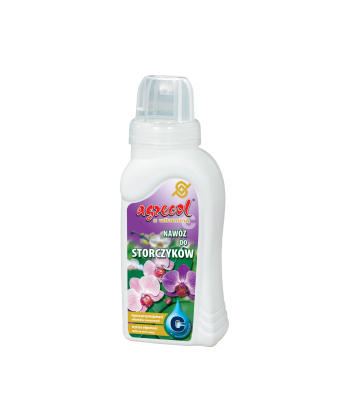 Nawóz do storczyków z witaminą C 0.25L Agrecol