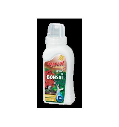 Nawóz z witaminą C do bonsai 0.25L Agrecol