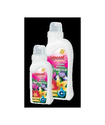 Nawóz do roślin kwitnących z witaminą C 0,25L Agrecol