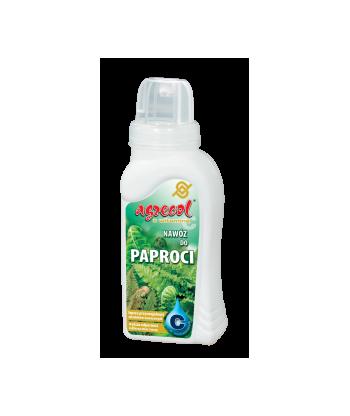Nawóz do paproci z witaminą C 0,25L Agrecol