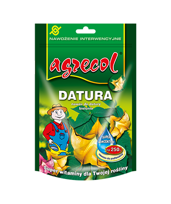 Nawóz do datury 0,25kg Agrecol