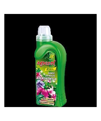 Mineral Żel nawóz do roślin balkonowych 0,5L Agrecol
