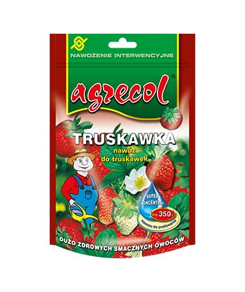 Nawóz do truskawek 350g Agrecol