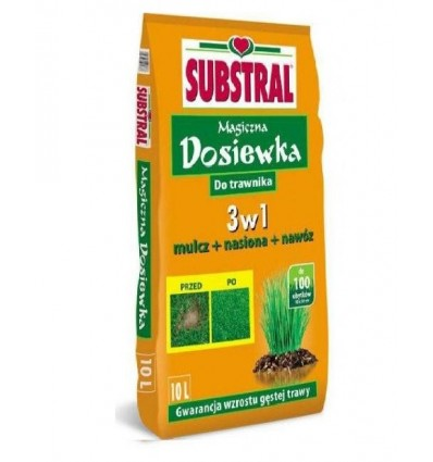 Dosiewka DO TRAWNIKA  SUBSTRAL 10L