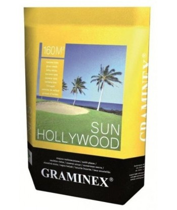 Nasiona traw HOLLYWOOD Graminex 4kg