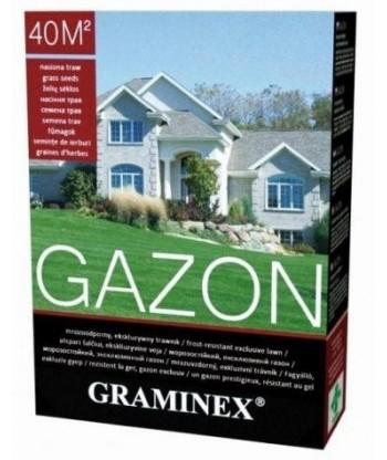 Nasiona TRAWA GAZON Graminex 1kg