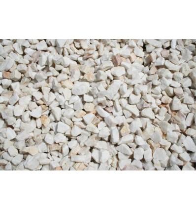 Grys biały marmurowy (Biała Marianna) 16-40 mm 20kg