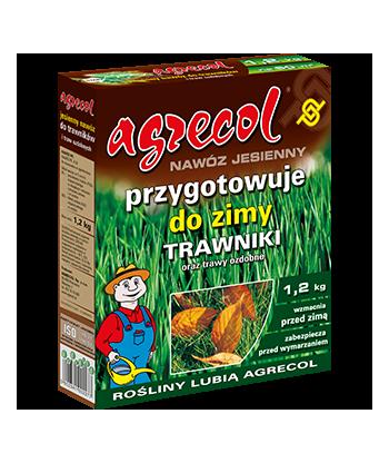 Nawóz jesienny do trawników 1,2KG Agrecol