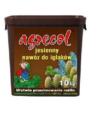 Nawóz jesienny do iglaków 10kg Agrecol