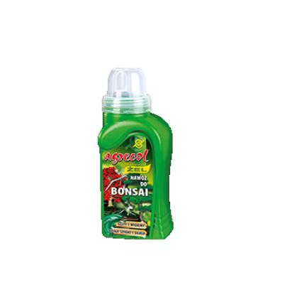 Mineral Żel nawóz do bonsai 0.25L Agrecol