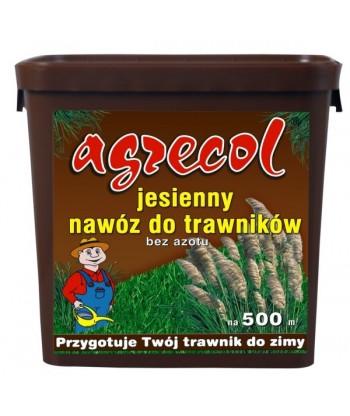 Nawóz jesienny do trawników 10KG Agrecol
