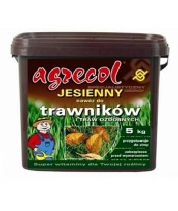 Nawóz jesienny do trawników 5KG Agrecol