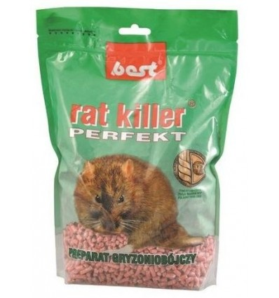 Rat Killer Perfekt trutka Doypack 250g