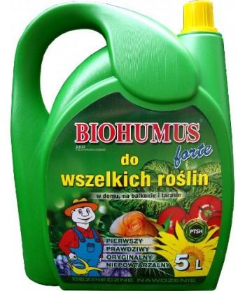 Nawóz BIOHUMUS uniwersalny 2,5L