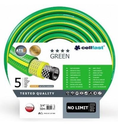 """Wąż ogrodowy Green ATS2 3/4"""" 50m Cellfast"""