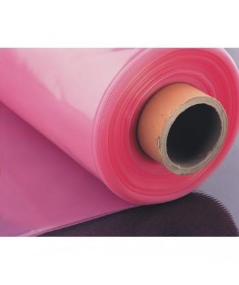 Folia tunelowa UV-5 12x33 różowa