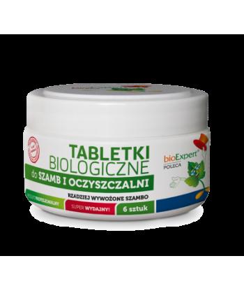 Tabletki biologiczne małe 6szt.