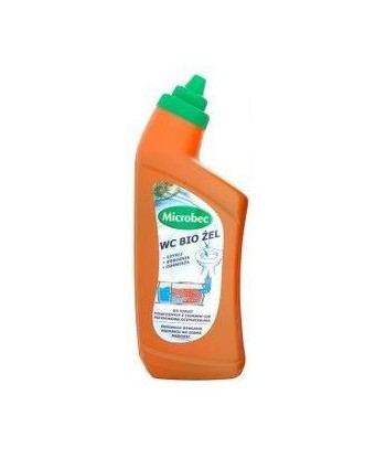 Microbec Żel BIO do WC 750ml