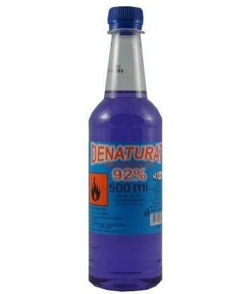 Denaturat fioletowy 0,5L butelka
