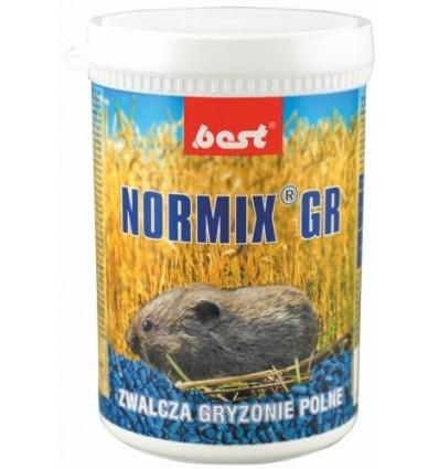 Normix GR granulat na myszy i szczury 250g Best