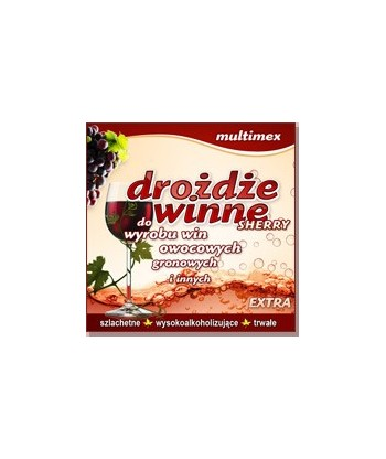 Drożdże winne TOKAY EXTRA Multimex