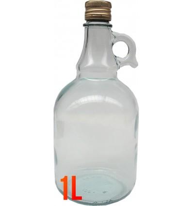 Galon/butelka 1L+zakrętka