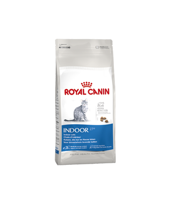 Karma dla kotów domowych Indoor Feline 400gx2 Royal Canin