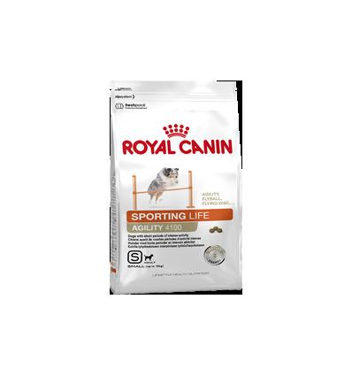 Karma dla psów aktywnych Agility 4100 Small 1,5kg Royal Canin