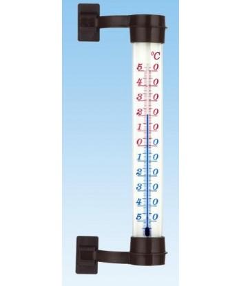 Termometr do okien z PCV zaokienny DUŻY