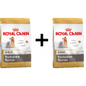 Karma dla psów Yorkshire Terrier Adult 500g+500g Royal Canin