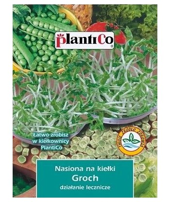 Nasiona na kiełki - Burak ćwikłowy 20g PlantiCo