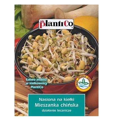 Nasiona na kiełki - Groch 80g PlantiCo