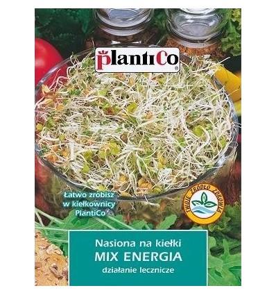 Nasiona na kiełki - Mieszanka pikantna 30g PlantiCo