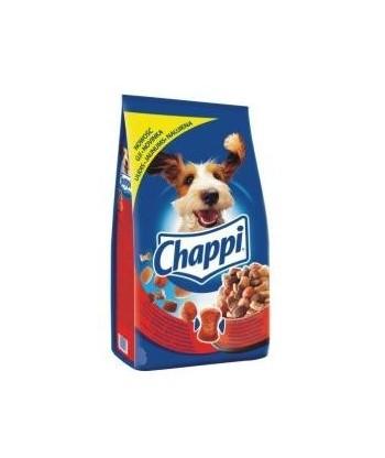 Karma dla psa z wołowiną i drobiem 500g Chappi
