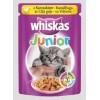 Karma dla kota saszetka Junior kurczak 100g Whiskas