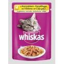 Karma dla kota saszetka kurczak w galaretce 100g Whiskas