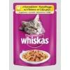 Karma dla kota saszetka cielęcina w kremowym sosie 100g Whiskas