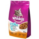 Karma dla kota Sterile kurczak 300g Whiskas