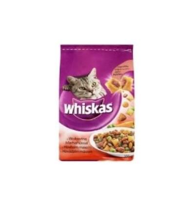 Karma dla kota wołowina i marchew 300g Whiskas