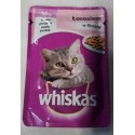 Karma dla kota Mini łosoś 50g Whiskas