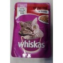 Karma dla kota Mini wołowina 50g Whiskas