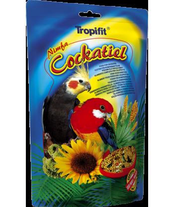 Pokarm dla papugi nimfy Tropifit Cockatiel 700g