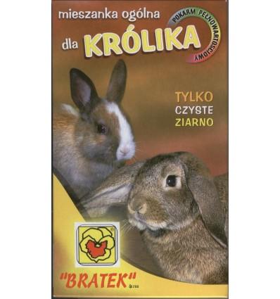 Pokarm dla królika Bratek 500g