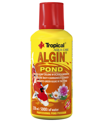 ALGIN POND środek do zwalczania glonów 250ml Tropical