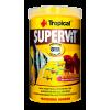 SUPERVIT wieloskładnikowy pokarm dla rybek z beta-glukanem 33,75g Tropical