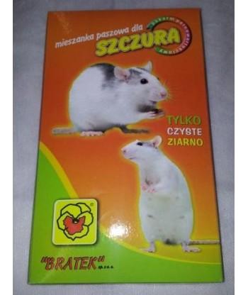 Pokarm dla szczurka Bratek 500g