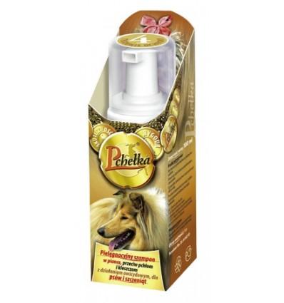 Pibutozol przeciw pchłom dla psów Pchełka 150ml LAB