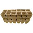 Doniczki torfowe kwadratowe 4x5/72 JIFFY